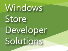Windows Store Developer Solutions