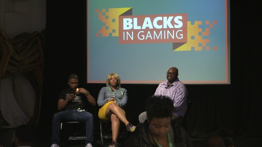 Gaming for Everyone: Blacks in Gaming Black Card Revoked Fireside Chat