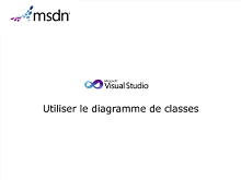 Visual Studio 2010 tip - Utiliser le diagramme de classes