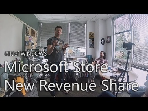 A new revenue share for Microsoft Store - #ifdef WINDOWS