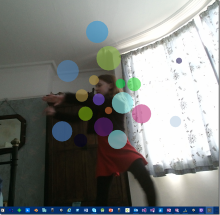 More on the openFrameworks and the Kinect