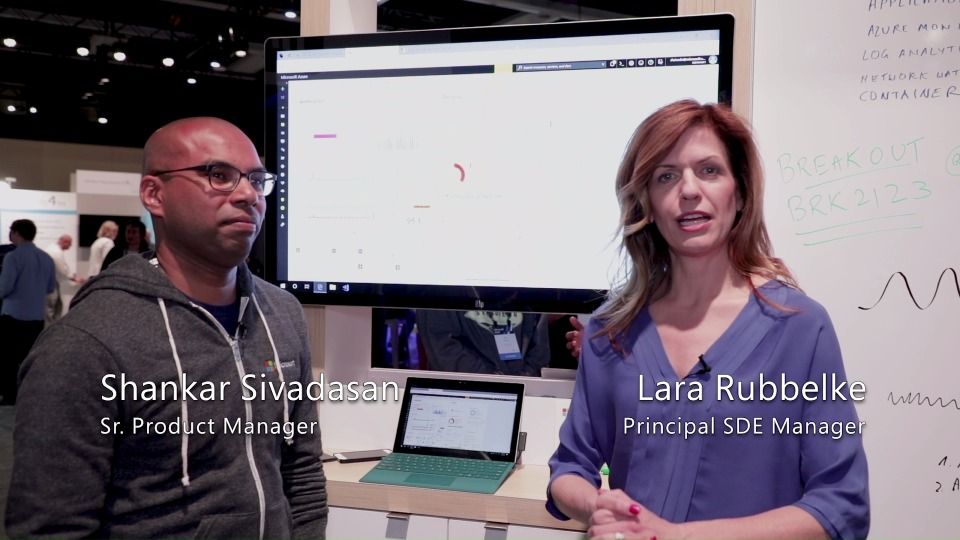 At Build 2018: Monitoring and Application Insights