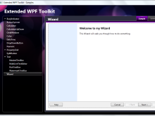 The Extended WPF Toolkit goes v1.5
