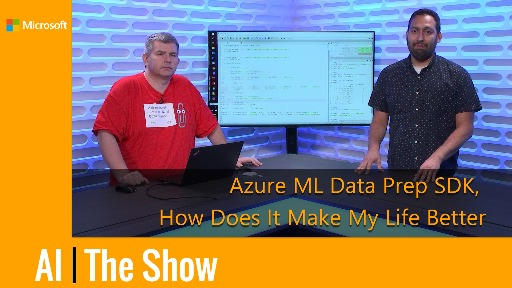 How the Azure ML Data Prep SDK Will Make Your Life Better