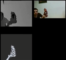 Real-time scanning with the Kinect v2 (and gnomes)