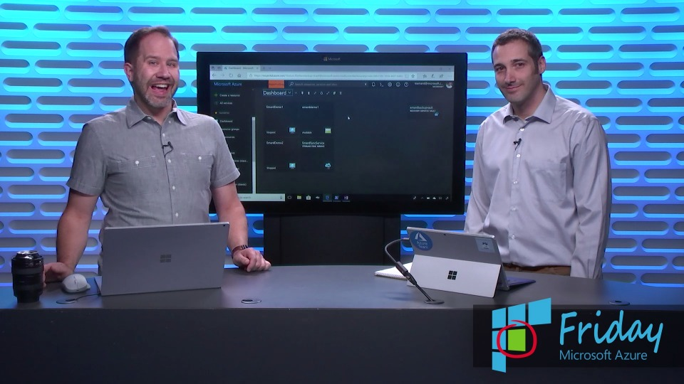 Backup and Recovery with Azure Files