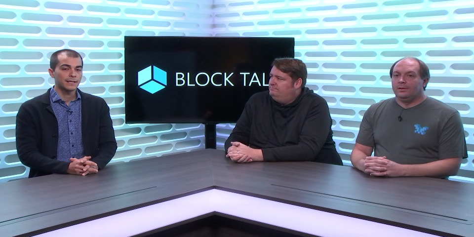 Genesis Episode: This is Block Talk