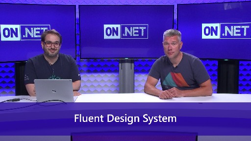 Exploring the Fluent Design System
