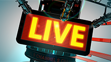Watch Now. Develop Wow. Visual Studio Launch and Channel 9 Live!