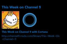 Cortana's Pick of the Week app