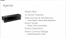 Kinect for Windows v2 Live('ish)