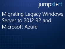 Migrating Legacy Windows Server to 2012 R2 and Microsoft Azure