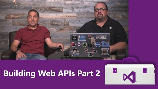Building Web APIs Part 2