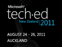 Tech·Ed New Zealand 2011