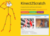 """""""Coding for Kinect with Scratch"""" MVA Course"""