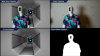 NextStage - Realtime Camera Tracking for Kinect