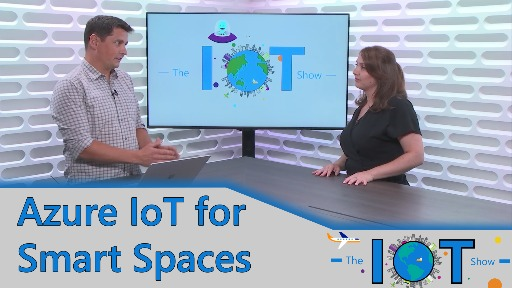 Azure IoT for Smart Spaces