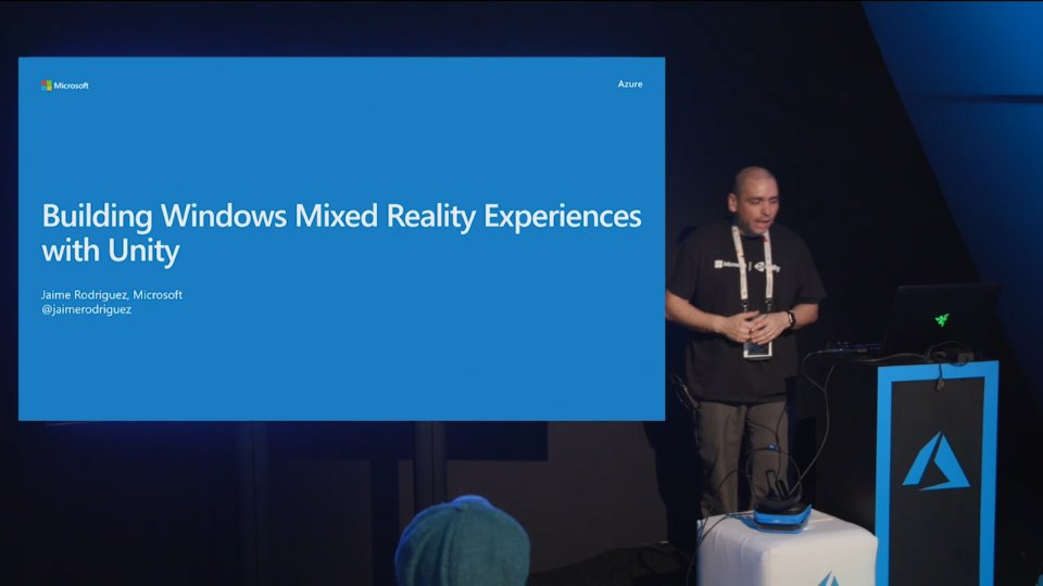 Building Windows MR Apps with Unity