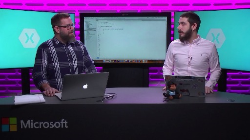 Extending Xamarin.Forms with Behaviors with Matthew Soucoup