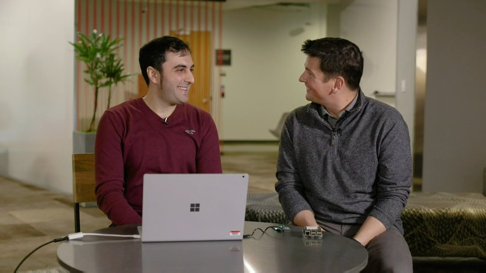 Connect real devices to Microsoft IoT Central