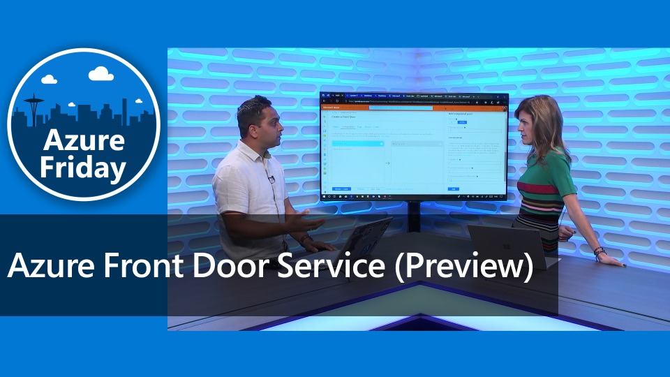 Azure Front Door Service (Preview)