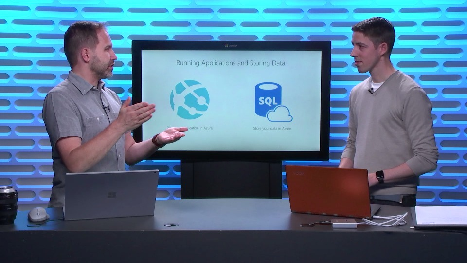 How I choose which services to use in Azure