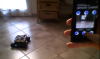 Building a Windows Phone controlled Wi-Fi Gadgeteer Image Streaming Robot
