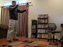 RC Helicopter, Arduino and of course, the Kinect