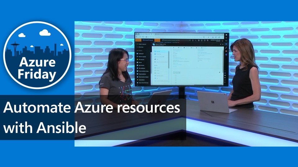 Automate Azure Resources with Ansible