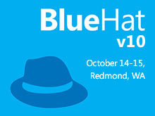 BlueHat Security Briefings: Fall 2010 Sessions