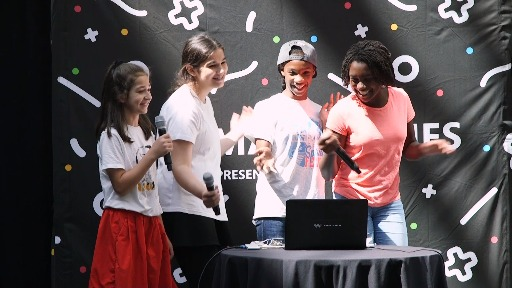 Girls Make Games Camp 2018