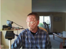 Servo controlled via Face Tracking and the Kinect SDK v1.5