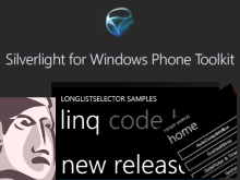 February 2011 Silverlight for Windows Phone Toolkit Released (and a tasty NuGet it is)