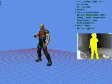 Getting the Kinect under your skin... Kinect XNA Skinned Model