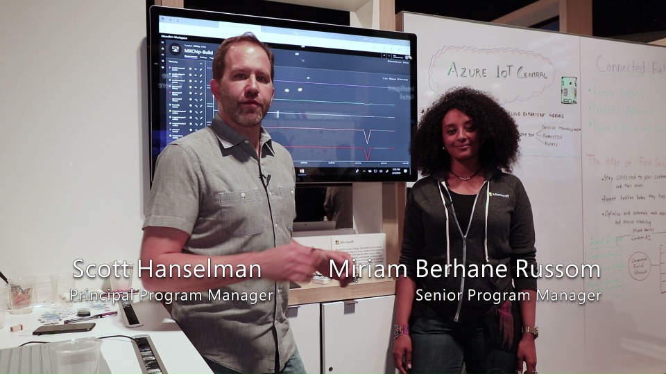 At Build 2018: Azure IoT Central