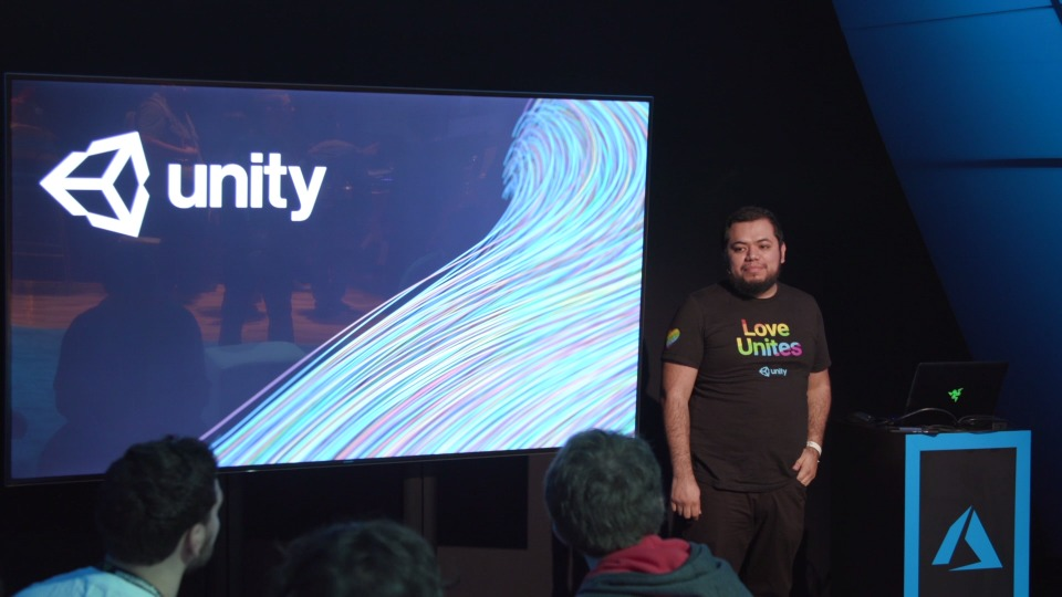 Unity and Visual Studio, better together