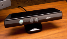 One example of a Kinect calibration method