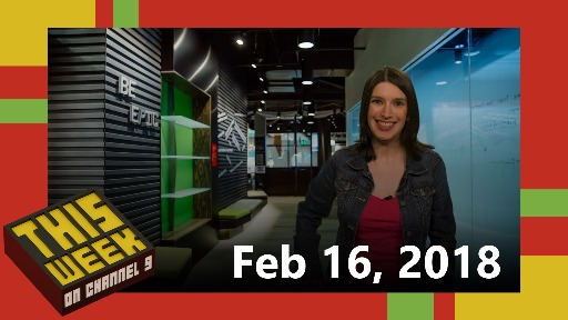 TWC9: Build Registration, Microsoft Startups, 5 Things About Docker, and more