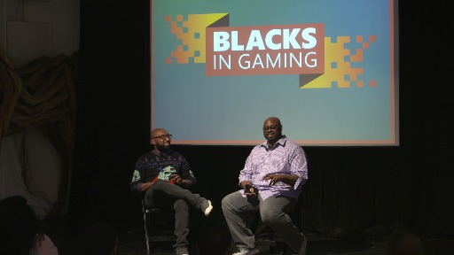 Gaming for Everyone: Blacks in Gaming Charles Webb Fireside Chat