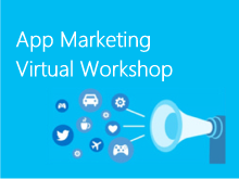 App Marketing Virtual Workshop