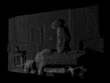 Using Kinect to create a HyperReality experience