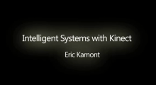 Intelligent Systems with Kinect