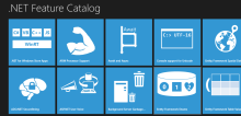 "Browse the ""What's New in the .NET Framework 4.5"" Catalog in this Windows Store App (with source)"