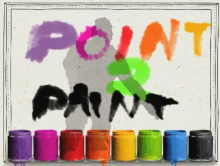 Point 2 Paint, Finger-painting with the Kinect (and no mess!)