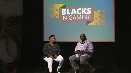 Gaming for Everyone: Blacks in Gaming Dr. Kishonna Gray Fireside Chat