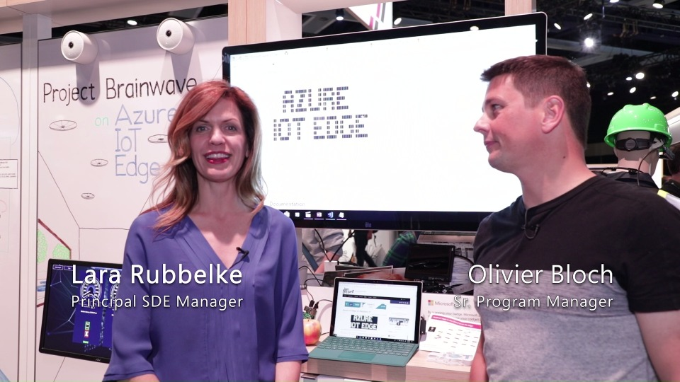 At Build 2018: Azure IoT Edge