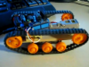 Tracked Vehicle, Netduino powered