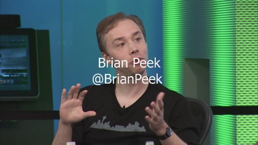 Meet Brian Peek, Cloud Developer Advocate at Microsoft