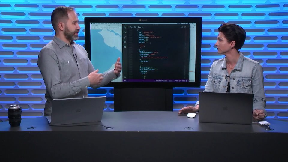 Designing with Azure Maps