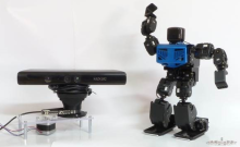 Kinect for life (and a little Robosavvy)